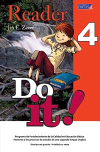 Do it! 4 Libro de Lectura, Editorial: University of Dayton Publishing, Nivel: Primaria, Grado: 4
