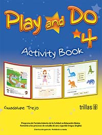 Play and Do 4 Cuaderno de Actividades, Editorial: Trillas, Nivel: Primaria, Grado: 4
